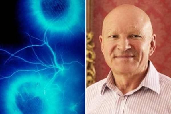 被拍攝下的「情感」科學家揭人體能量場奧秘